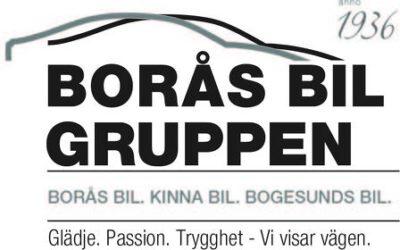 Ny leverans med 2 servicebilar från Borås Bil AB