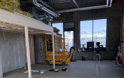 Jikson Solutions AB bygger nya Satch Stockholm i Haninge